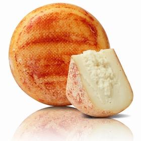 Midmature sheep milk cheese